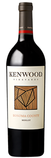 Kenwood Merlot Sonoma County 2013 750ml
